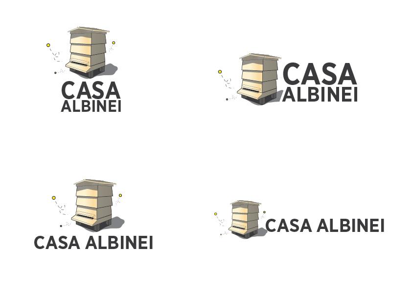 Casa Albinei logo