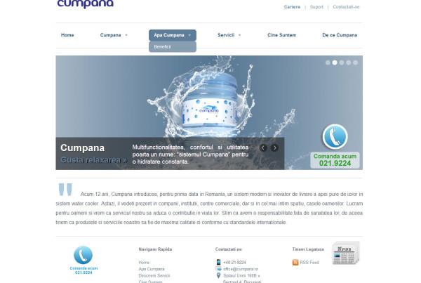 cumpana web